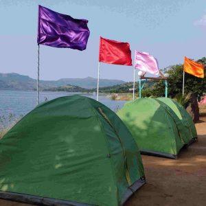Pawna lake camping images